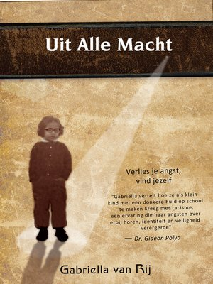 cover image of Uit Alle Macht