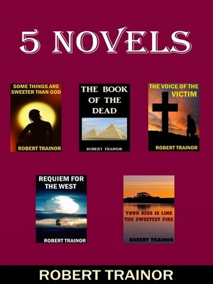 cover image of 5 Novels