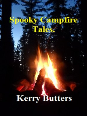 cover image of Spooky Campfire Tales.