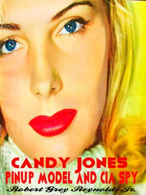 cover image of Candy Jones Pinup Model and CIA Spy
