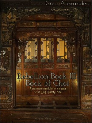 cover image of Rebellion Book III
