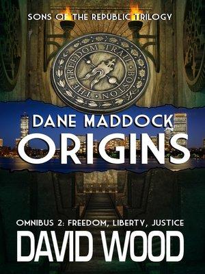 cover image of Dane Maddock Origins- Omnibus 2