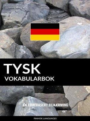 cover image of Tysk Vokabularbok