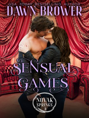 cover image of Sensual Games