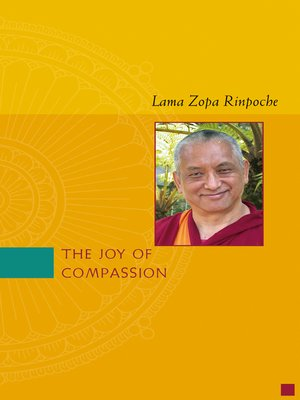 cover image of The Joy of Compassion