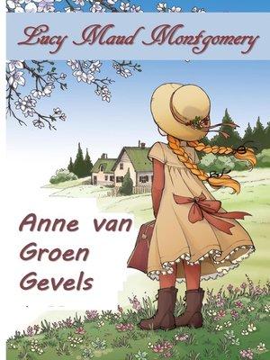 cover image of Anne van Groen Gevels