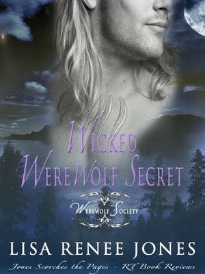 cover image of Wicked Werewolf Secret