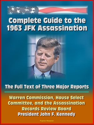 cover image of Complete Guide to the 1963 JFK Assassination