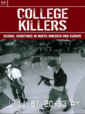 cover image of College Killers