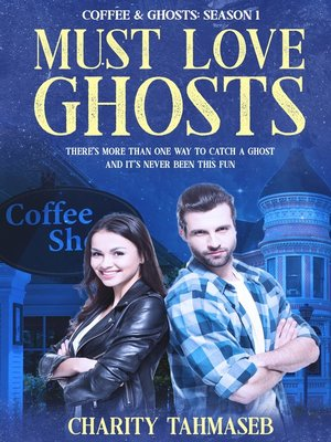 cover image of Coffee and Ghosts 1