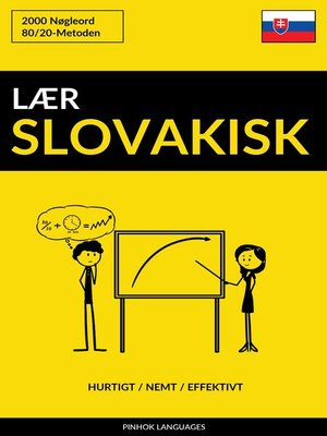cover image of Lær Slovakisk