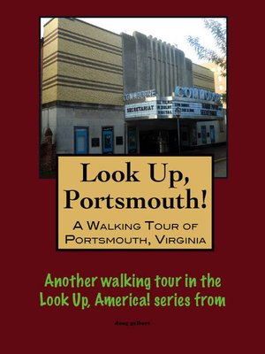 cover image of A Walking Tour of Portsmouth, Virginia