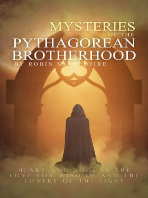 cover image of Mysteries of the Pythagorean Brotherhood
