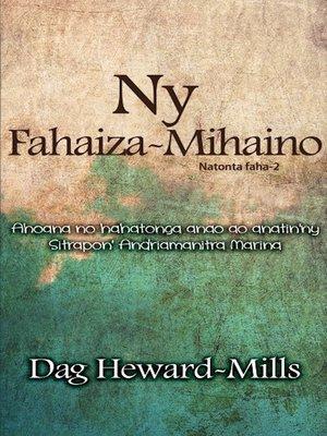 cover image of Ny Fahaiza-Mihaino (Natonta faha-2)