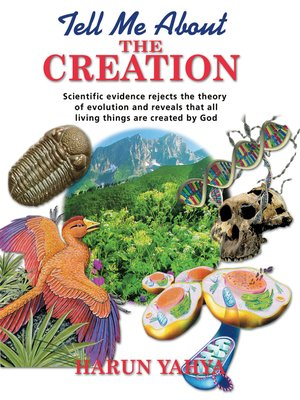 cover image of Tell Me About the Creation