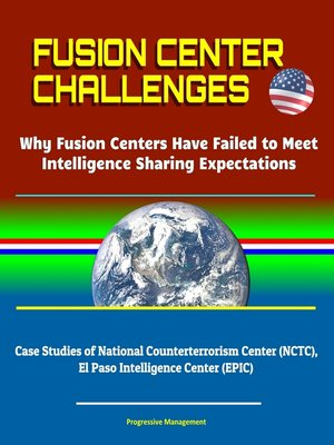 cover image of Fusion Center Challenges