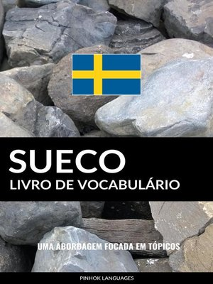 cover image of Livro de Vocabulário Sueco