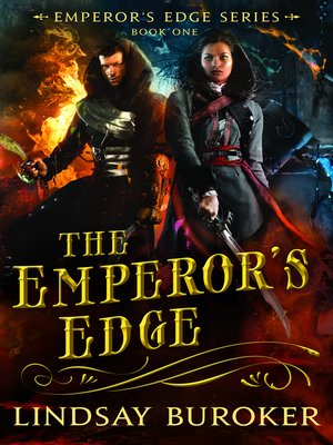 cover image of The Emperor's Edge, no. 1
