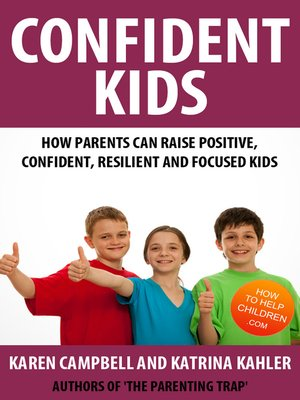 cover image of Confident Kids