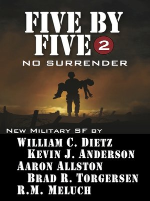 cover image of Five by Five 2 No Surrender