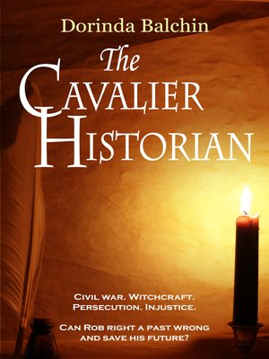 cover image of The Cavalier Historian