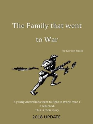 cover image of The Family That Went to War