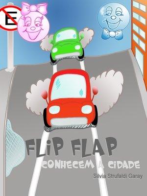 cover image of Flip Flap conhecem a cidade