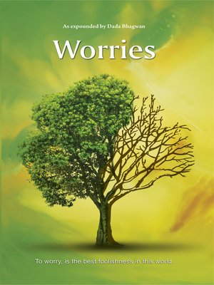 cover image of Worries