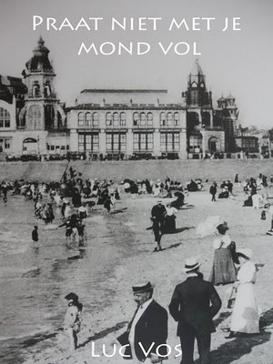 cover image of Praat Niet Met Je Mond Volume..