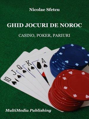 cover image of Ghid jocuri de noroc