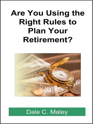 cover image of Are You Using the Right Rules to Plan Your Retirement?