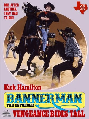 cover image of Bannerman the Enforcer 20