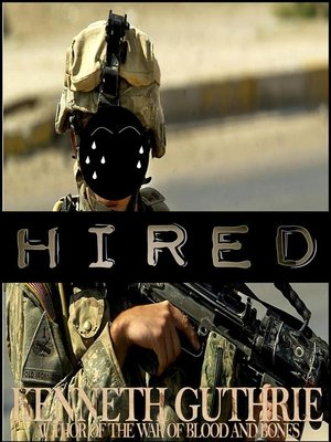 cover image of Hired (Hired Action Thriller Series #1)