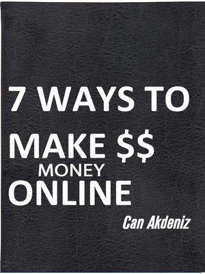 cover image of 7 Ways to Make Money Online