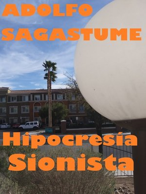 cover image of Hipocresía Sionista