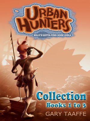 cover image of Urban Hunters Collection Books 1 to 3
