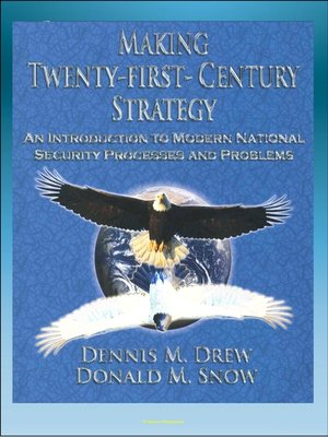 cover image of Twenty-First-Century Strategy