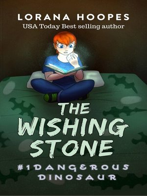 cover image of The Wishing Stone #1