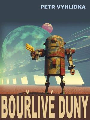 cover image of Bouřlivé duny