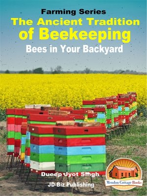 cover image of The Ancient Tradition of Beekeeping