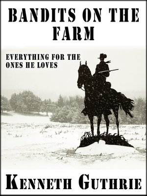 cover image of Bandits On the Farm (Cowboys #1)