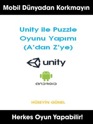 cover image of Unity ile Puzzle Oyun Yapimi