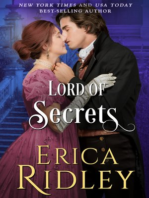 cover image of Lord of Secrets