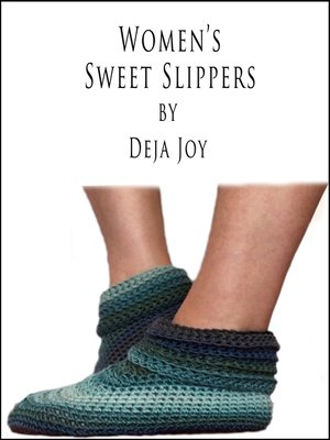 cover image of Women's Sweet Slippers
