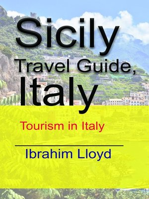 cover image of Sicily Travel Guide, Italy