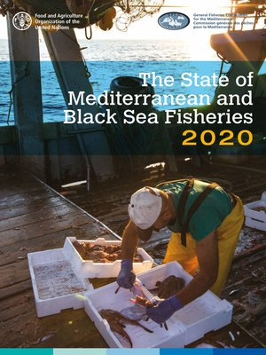 cover image of The State of Mediterranean and Black Sea Fisheries 2020