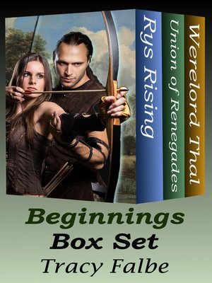 cover image of Beginnings Box Set