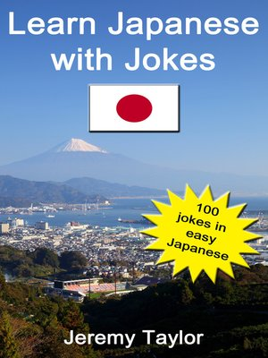cover image of Learn Japanese With Jokes 1