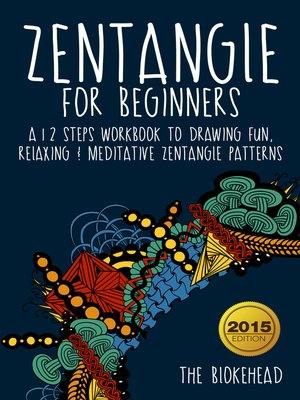 cover image of Zentangle For Beginners
