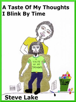 cover image of A Taste of My Thoughts I Blink by Time